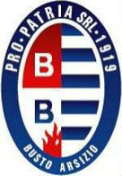 pro patria calcio logo