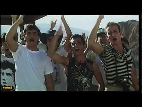 Calcio e cinema con il film Vacanze in America del 1984