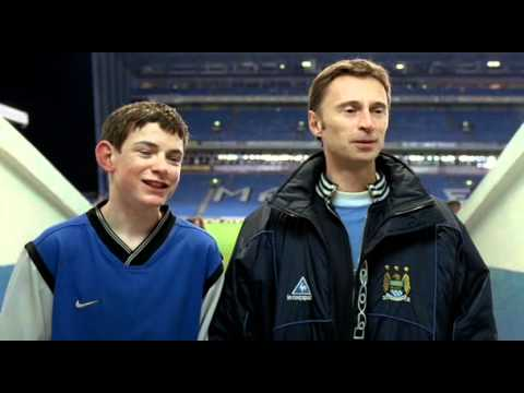 Jimmy Grimble, Manchester City, cinema, calcio e musica di Richard Archer