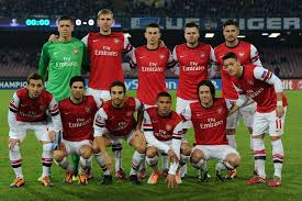 arsenal squad