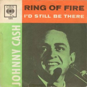 ring of fire disco johnny cash