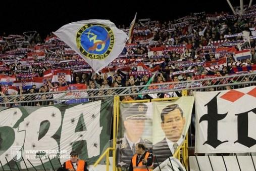 Ante Gotovina e Mladen Markac hajduk
