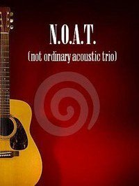 NOAT not ordinary acustic trio trapani