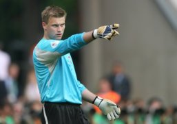 artur boruc saints