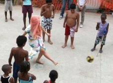 lady gaga football musica