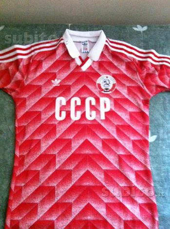 maglia urss 198 europei calcio