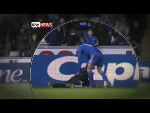 Eden Hazard ed i calci al raccattapalle in Swansea vs Chelsea