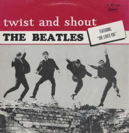 Twist and Shout Beatles disco