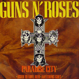 Paradise+city+Guns+n+Roses 45 giri