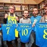 pochos squadra gay di napoli