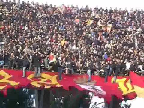 Coro Ultras Lecce: m'innamoro solo se,