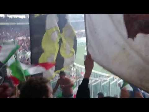 45 giri e coro da stadio ultras Juventus, Non importa dove giochi