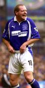 Paul+Gascoigne+playing+for+Everton