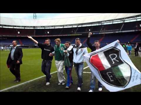 L'ultrà che prima di morire voleva il suo Feyenoord