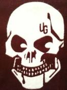 ultras granata pezza simbolo
