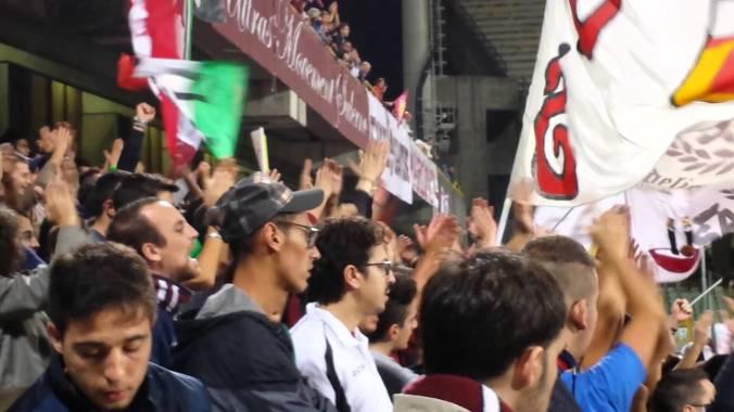 Canzone da stadio Mi son innamorato della Salernitana