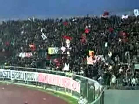 Bella ciao, musica, politica e ultras, Livorno vs Lazio