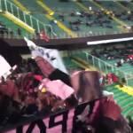 Coro argentino per supportare il Palermo allo stadio