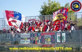l'aquila ultras reb blue eagles
