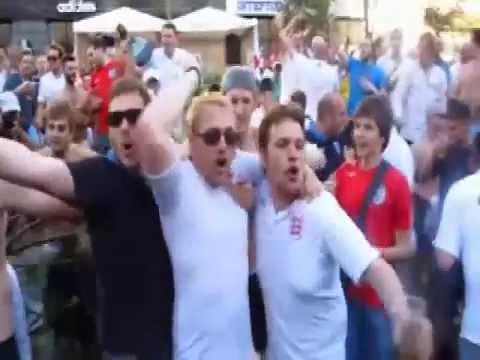 Come On England, una canzone per i mondiali di calcio 2014