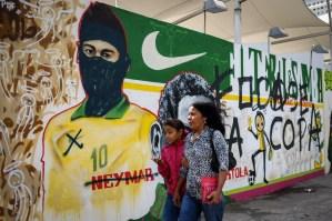 FBL-WC-2014-BRAZIL-PROTEST-GRAFFITI-NEYMAR