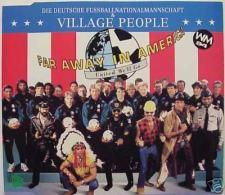 Far Away in America village pople germania calcio