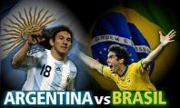 argentina brasile diretta streaming