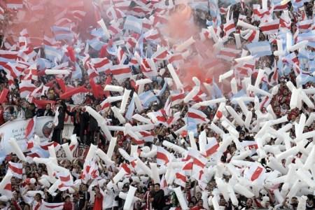 miglior coro dei tifosi argentini