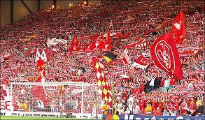 liverpool fans kop