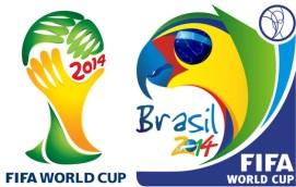 logor mondiali di calcio 2014