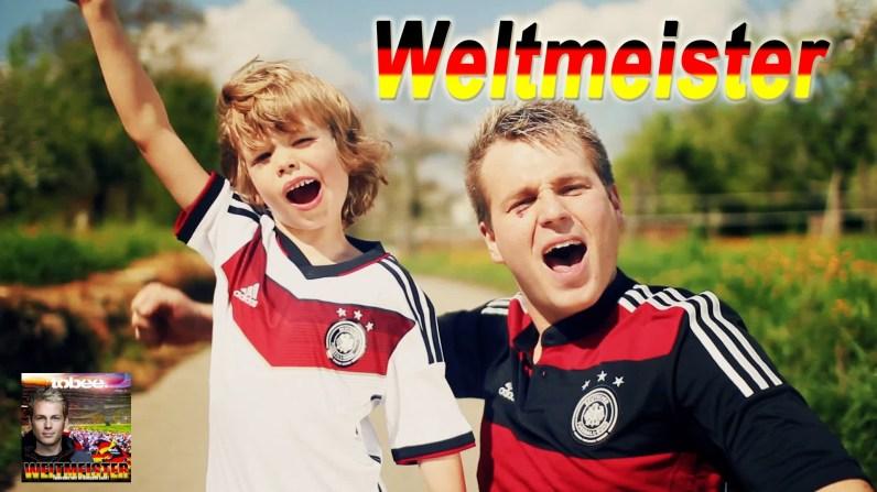 Weltmeister di Tobee, una canzone per la Germania per Brasile 2014