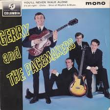 you'll never walk alone 45giri gerry and the pacemakers