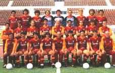 as roma 1983 1984