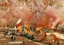 curva sud roma 1983