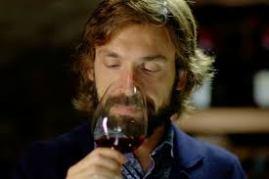 calciatori alcol pirlo