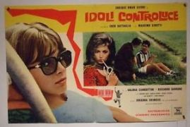 idoli controluce cinema e calcio