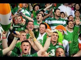 tifosi irlanda calcio