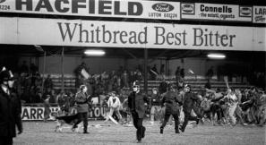 millwall vs luton town 1985