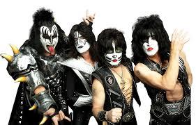 the kiss band