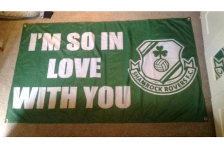 shamrock rovers i'm so in love with you