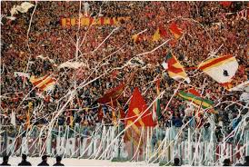 tifoseria roma ricominciamo