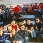 Pisa: skins in trasferta a Brescia 1990-91