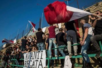 Villa Gordiani ASD: skinhead nella paertia contro lo Sporting San Lorenzo