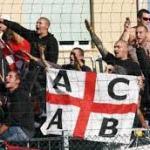 Varese: Stendardo ACAB