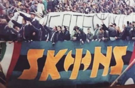 Inter: Skins a Firenze 1988/89
