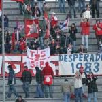 Perugia: Due aste con elmo trojano