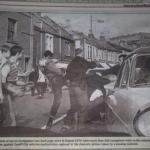 Bristol vs Cardiff Agosto 1970
