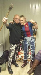 Barcellona fc: skingirl