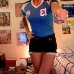 Olympique Marseille: skingirl