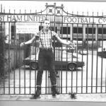 West Ham: skinhead